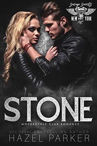 Stone: Motorcycle Club Romance (Savage Saints MC Book 9) (English ...