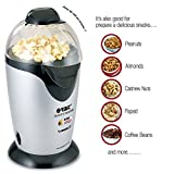 #8: Orbit Chuck Popcorn Maker (Silver/ Black)