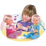 Nenuco - 700007782 - Poupée et Mini-Poupée - Les Jumeaux Interactifs