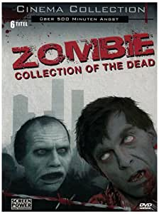 Zombie Collection of the Dead [3 DVDs]