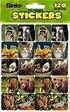 Eureka bebé animales real fotos pegatinas