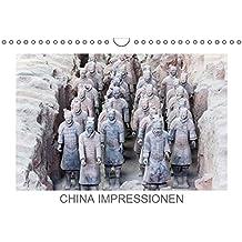 China Impressionen (Wandkalender immerwährend DIN A4 quer): Das Reich der Mitte ist so faszinierend und vielseitig wie dieser Kalender. ... [Kalender] [Nov 14, 2013] Schäffer, Rainer