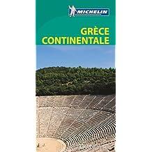 Le Guide Vert Grèce continentale Michelin