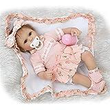 NPK Collection Reborn Baby Doll Soft Silicone 18inch 45cm Newborn Baby Doll realista de vinilo muñecas regalo de cumpleaños