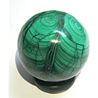 Hervorragende 172Gramm Malachit 43mm Kugel crystal Healing Reiki Feng Shui Home Office Geschenk Positive Energie... preisvergleich bei billige-tabletten.eu