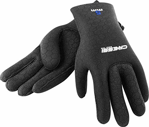 Cressi High Stretch, Guantes Buceo, Unisex