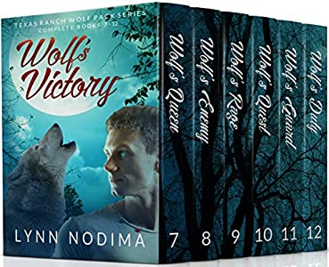 Wolfs Victory: Texas Ranch Wolf Pack Series Complete Books 7-12 (Texas Ranch Wolf Pack Book Set 2) (English Edition) eBook: Nodima, Lynn: Amazon.es: Tienda Kindle