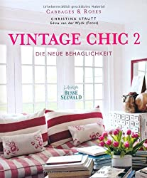 Vintage Chic, 2: Cabbages & Roses