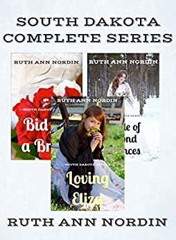 South Dakota Complete Series by [Nordin, Ruth Ann]