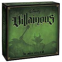 Ravensburger Disney Villainous Game - Which Villain Are You?
