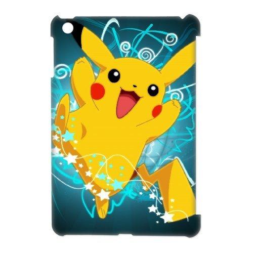 iPad Mini Phone Case pattern PIKACHU