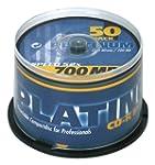 Platinum CD-R 700 MB CD-Rohlinge (52x...