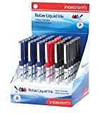 ROTULADOR ROLLER INOXCROM FREE INK OFFICE
