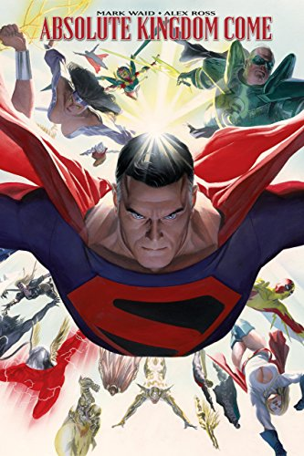 Absolute Kingdom Come Edition HC: Absolute Edition by Alex Ross (Artist, Author) ?€? Visit Amazon's Alex Ross Page search results for this author Alex Ross (Artist, Author), Mark Waid (25-Jan-2012) Hardcover