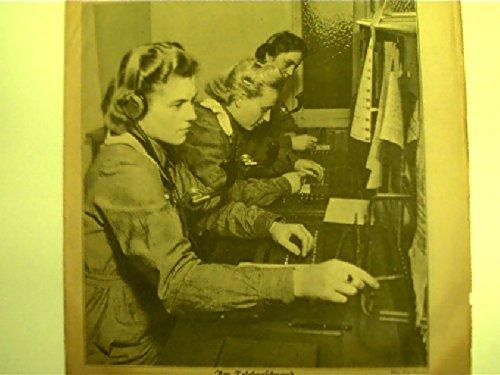 Im Telefonschrank - Deutsche Illustrierte, Nr. 4, 17 Jahrg. 21. Jan. 1941,