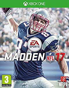 Madden NFL 17 (Xbox One) [UK IMPORT]
