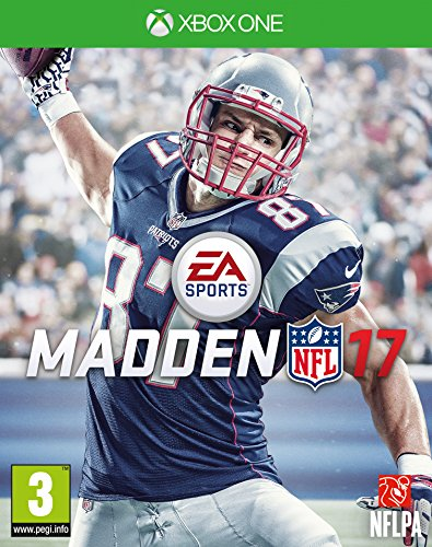 Electronic Arts Madden NFL 17, Xbox One Basic Xbox One video game - Video Games (Xbox One, Xbox One, Sports, Multiplayer mode, E (Everyone))