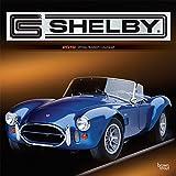 Shelby - Shelby Automobile 2019 - 18-Monatskalender (Wall-Kalender)