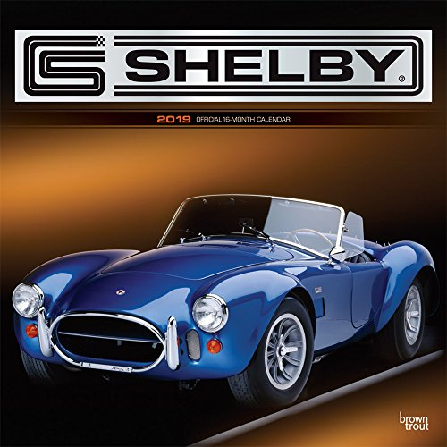 Shelby 2019 Calendar par Inc. Browntrout Publishers