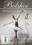Bolshoi - Ballet Classics [3 DVDs] - Dvdb 3006