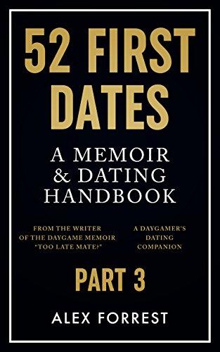 52 First Dates Part 3: A Memoir & Dating Handbook