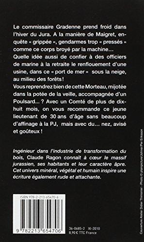 Du bois pour les cercueils - Prix du Quai des Orfèvres 2011
