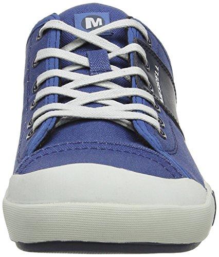 Merrell Rant, Baskets Homme Bleu (Tahoe)