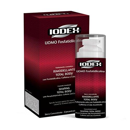 Iodase Iodex Uomo F Siero - Trattamento rimodellante intensivo, 100 ml
