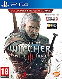 The Witcher 3: Wild Hunt Collector's Edition (PS4)