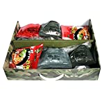 [Kim Byeong Jang]Korea Military Food Camping Rice Meal C Ration military foods MRE 10Pcs Set Combat Emergency Rations… 10