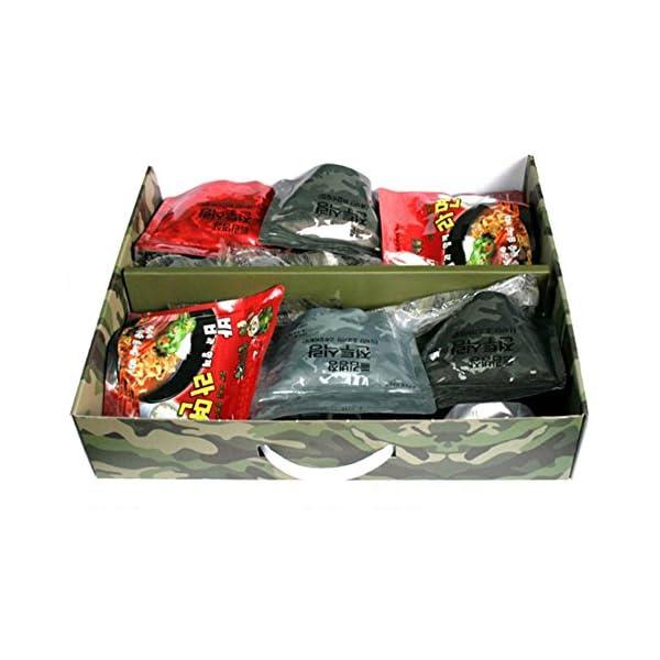 [Kim Byeong Jang]Korea Military Food Camping Rice Meal C Ration military foods MRE 10Pcs Set Combat Emergency Rations… 5