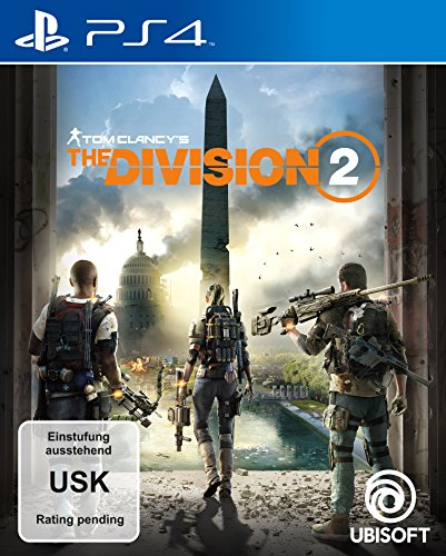 The Division 2 - [PlayStation 4] Standar Edition