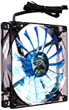 AeroCool Shark Series Ventilateur PC 140 mm Bleu