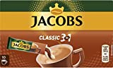 Jacobs 3 in 1, 10 Kaffee Sticks, 180 g