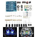 ILS - 6J1 pre-amplificatore valvolare preamplificatore amplificatore stereo AC12V Kit fai da te