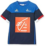adidas Enfant FFHB France Replica Maillot 9-10 Ans Conavy/Corome