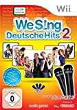 We Sing Deutsche Hits 2 (inkl. 2 Mikrofone) -