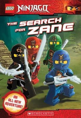 [(Lego Ninjago: The Search for Zane (Chapter Book #7))] [By (author) Kate Howard] published on (February, 2015)
