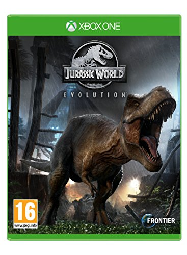 Jurassic World: Evolution...