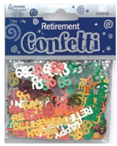 Happy otros - 65 y feliz otros confeti de julissa Mora - ideal para una fiesta sorpresa