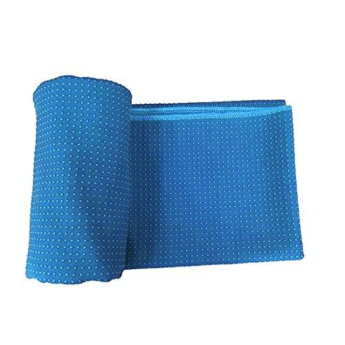 Fitness Sport Yoga Einfarbig Rutschfest 183*63cm Matte Yogamatte