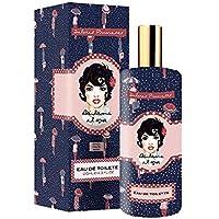 Perfume eau de toilette Dolores Promesas - Bailame el agua. Afrutada y floral fragancia para