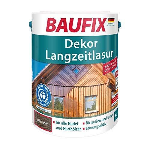 BAUFIX Dekor Langzeitlasur, palisander, 5L