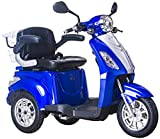 VELECO Mobility Scooter Electric Mobile - Senior Model Car Electric Tricycle
