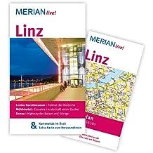 Linz: MERIAN live! - Mit Kartenatlas im Buch und Extra-Karte zum Herausnehmen