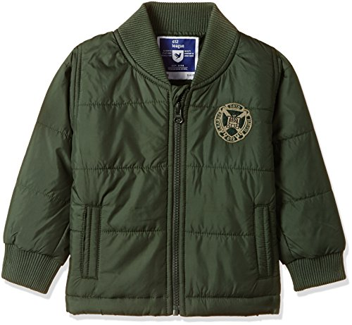 612 League Boys' Jacket (ILW00S230049E_Olive_5-6YRS)