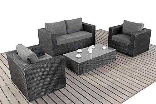 Sydney Urban Garden Furniture Small Sofa Set Garden