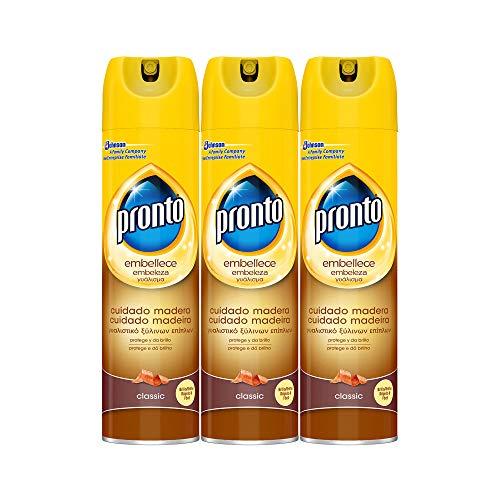 Pronto - Limpiador aerosol para muebles