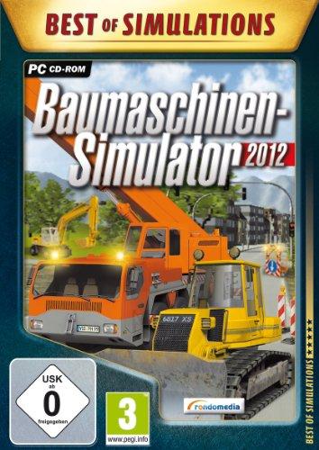 Best of Simulations: Baumaschinen - Simulator 2012 - [PC]