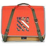 IKKS Army CARTABLE 41 cm Ranzen/Aktentasche Jungen Orange - Einheitsgrösse - Schultasche